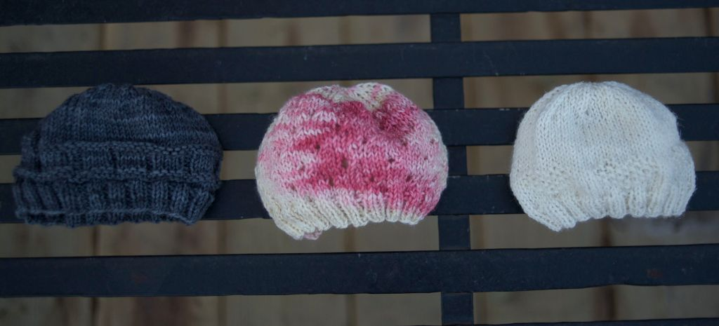 Beanies for babies (finally, a use for grade six math)